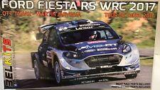 BELKITS BEL-013 KIT 1/24 FORD FIESTA RS WRC TOUR DE CORSE 2017 O.TANAK-JARVEOJA