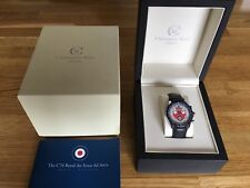 CHRISTOPHER WARD C70 ROYAL AIR FORCE AD ASTRA WATCH BOXED 2011 LIMITED EDITION