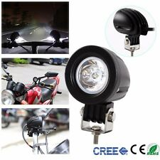 2 inch 10W Cree LED Work Light Offroad ATV 4x4 Truck Boat Motorcycle Spot Lamp