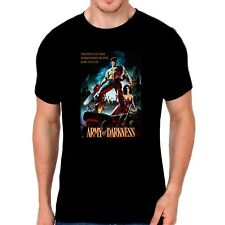 Evil Dead - Army Of Darkness T Shirt - Movie Poster Tee