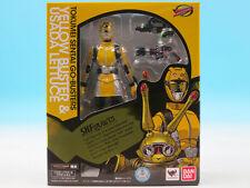 S.H.Figuarts Power Ranger Tokumei Sentai Go Busters Yellow Buster & Usada Le...
