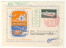 ÖSTERREICH - FDC Nr. 1039 aus GRAZ befördert mit POSTKUTSCHE und FLIEGER - LESEN