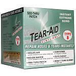 Tear-aid patch kit Bulk Roll Type B