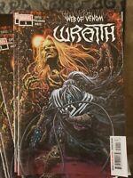 WEB OF VENOM WRAITH 1 2020 Hot Main Cover A  Marvel NM