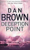 Deception Point By Dan Brown. 9780552151764