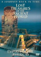 Lost Treasures Of The Ancient World: Empires Of The Americas [DVD][Region 2]