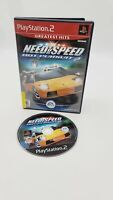 Need for Speed: Hot Pursuit 2 (Sony PlayStation 2, 2002) Disc Only