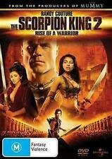 SCORPION KING 2 Rise Of A Warrior Randy Couture DVD NEW