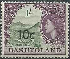 Timbre Basoutoland 67a (type II) ** (33427) - cote : 150 €