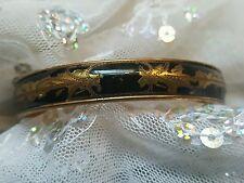 Victorian Mourning Bracelet Jules Schwab Co Gold Filled Needs Repair