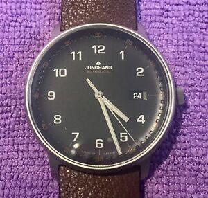 Junghans Form A Titan Automatic Watch