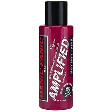 Manic Panic Amplified Semi Permanent Hair Dye Color 118 mL Hot Hot Pink