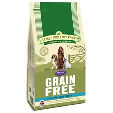 james wellbeloved grain free senior Fish and vegetables dog food 10kg