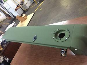 12469210-2 HUmmer R/H REAR HARD SHELL FENDERS