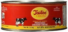 3 jamaican tastee cheese processed cheddar cheese spread nutritious vitamins 1kg