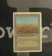 1 Scrubland - Unlimited MtG Magic Land Rare old school 93/94 #7643