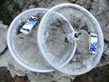 20x1.75 Weinmann DM-30 BMX Wheel Set Aluminum, Double Wall Flip Flop Rear Hub