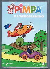 PIMPA L'AEROPLANINO DVD  RAI TRADE SIGILLATO!!!