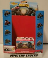 Hot Wheels Launch N' Crash Diecast Monster Truck Series 1. New in Original Box.
