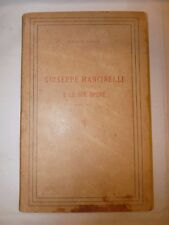 ARTE SICILIA - DAMIANI, Eleonora: GIUSEPPE MANCINELLI Opere 1906 Reber Tavole