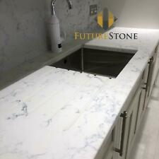 Carrara Quartz Kitchen Countertops | All colours available | Sample