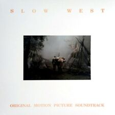 Various Artists Slow West OST Soundtrack Limited Edition Smoke White Vinyl New