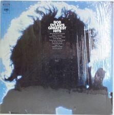 Bob Dylan - Greatest Hits - 1970s Record Lp Milton Glaser Poster Blues Folk Rock