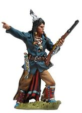 Toy Soldiers Crow Scout Custer 7th Cavalry Black Hawk 1/32 Metal Britains Type