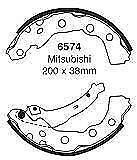 Mitsubishi Spacestar Zapatas de Freno EBC 6574