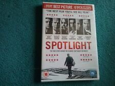 Spotlight dvd new freepost