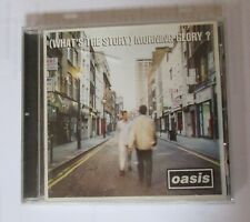 Oasis / (Whats The Story) Morning Glory? CD Good Condition