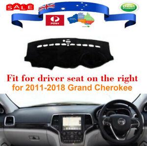 Dash Mat Dashmat Carpet Dashboard Cover For Jeep Grand Cherokee 2011-2018