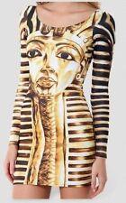 Unbranded Denim Long Sleeve Mini Dresses for Women