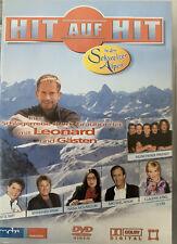 DVD - Hit auf Hit: In den Schweizer Alpen - Schlagerreise durch Graubünden-Musik