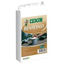 Cuxin Bentonit 25 kg Bodenverbesserer Bodenhilfsstoff bei sandigen Böden