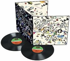 LED ZEPPELIN - LED ZEPPELIN III: 180 GRAM 2LP VINYL ALBUM SET (2014 REMASTER)