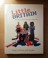 Little Britain - The Complete Scripts and Stuff: Series One (Hardback, 2004)