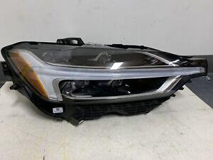 NEW ORIGINAL VOLVO XC60 PASSENGER RIGHT SIDE LED HEADLIGHT 2018 2019