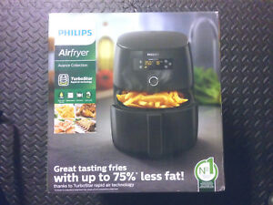[Brand New] Philips HD9641 Avance Digital AirFryer - Black