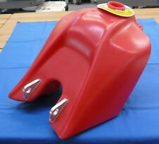 HONDA ATC 250R ATC250R IMS OVERSIZE 4 GALLON GAS FUEL TANK CAP RED NEW BDT
