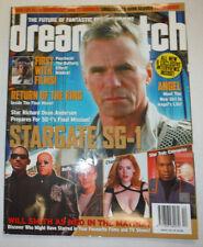Dreamwatch Magazine Stargate Sg-1 & Angel January 2004 033115R2