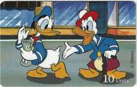 TK 319b Telefonkarte/Phonecard 10u 1995 Disney Series: Donald Duck&Uncle Scrooge