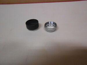 Bolex Paillard filter holder 1290 and lens hood