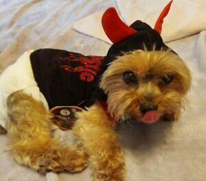 FANGTASTIC Pet Costume Size XXS With Head Piece Halloween Costume