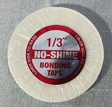"""Waterproof Double Sided Hair Extension Tape w/ Shine-Free Finish (1/3"""" x 6yd)"""