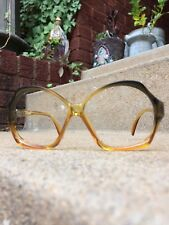 VINTAGE NEW OLD STOCK PLAYBOY SUNGLASSES FRAMES YELLOW AND GREEN