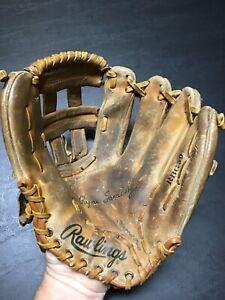 Vintage Rawlings Ryne Sandberg model ball glove