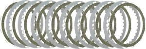 Belt Drives Ltd. BTX-14 Clutch Kit, Plates, Harley-Davidson , Kit 43-9136