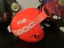 Poc Pociito Ski Helmet with Googles