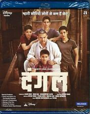 DANGAL - OFFICIAL BOLLYWOOD BLU-RAY [AAMIR KHAN]
